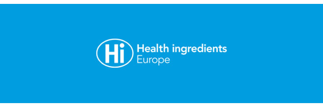 Health ingredients Europe & Natural ingredients
